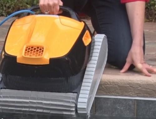 Dolphin Triton Plus vs Polaris F9550 Sport: Robotic Pool Cleaners