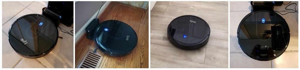 Eufy BoostIQ RoboVac 12 Robot Vacuum