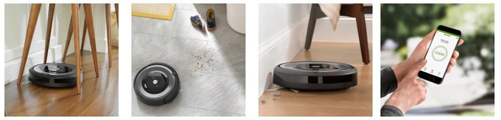 iRobot Roomba e6 Robot Vacuum