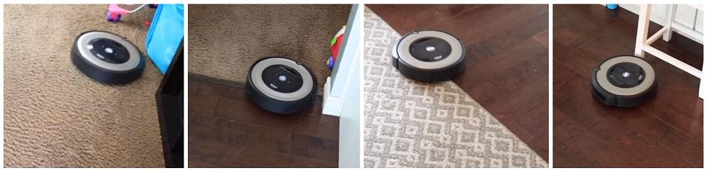 iRobot Roomba e6 6198 Robot Vacuum