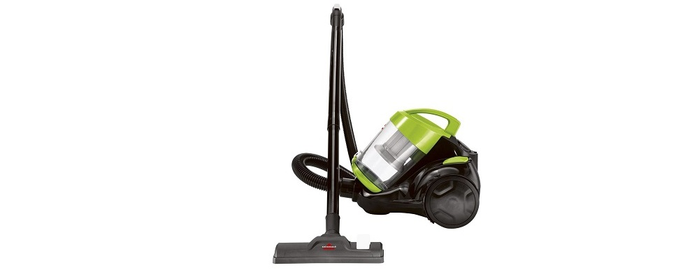 Green Bissell 2156A Zing Canister Vacuum