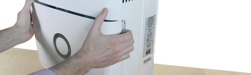 Frigidaire vs. hOmeLabs Dehumidifier