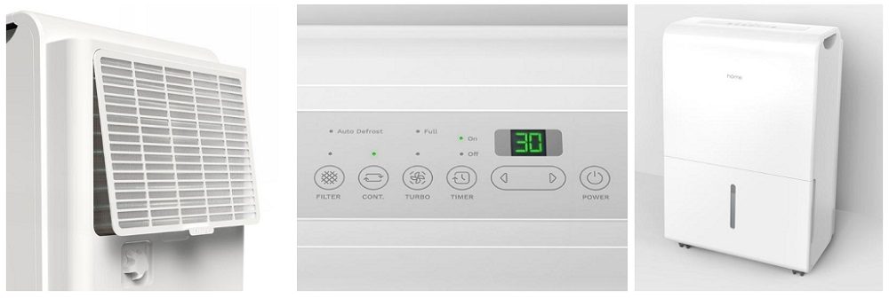 hOmeLabs vs Frigidaire