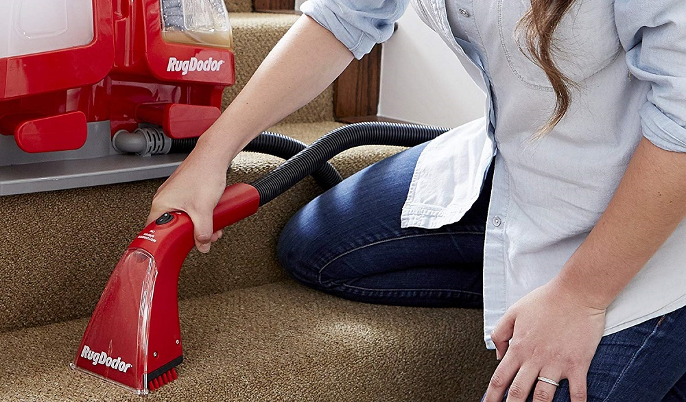 Carpet Cleaners for Stairs