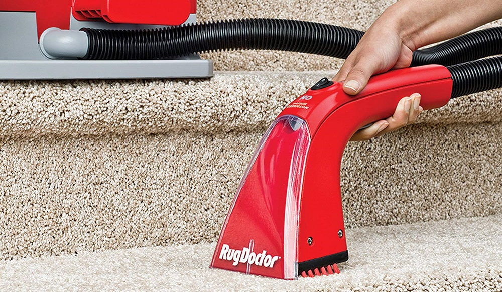 Which carpet cleaner has the best suction?