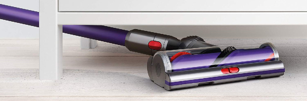Dyson Cyclone V10 vs Shark ION F80