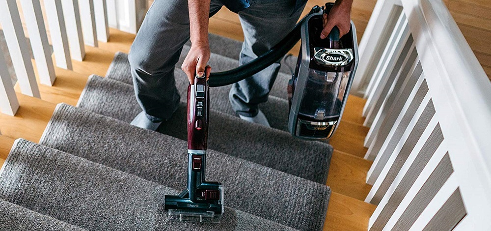 Shark NV752 Upright Vacuum