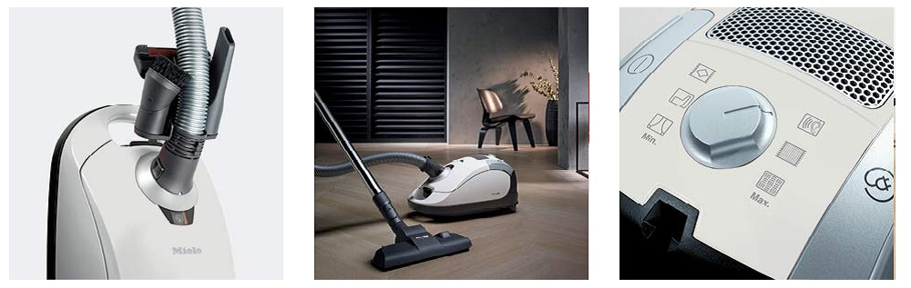 Miele vs Bissell Zing Canister Vacuums