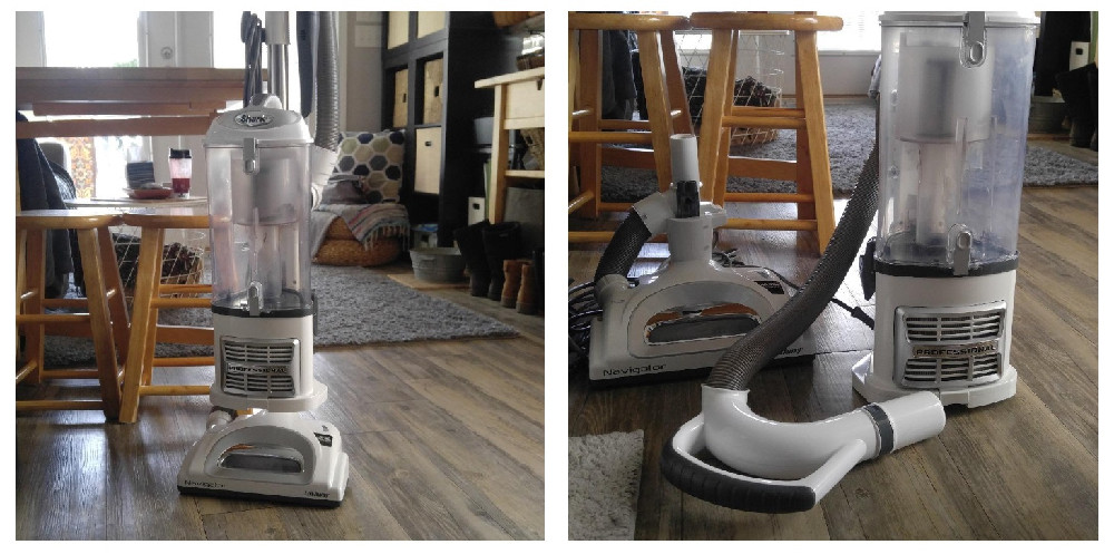 Shark NV356E Upright Vacuum