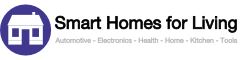 Smart Homes for Living | Product Review Site Logo
