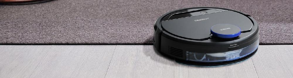 Ecovacs Deebot Ozmo 930 Robot Vacuum