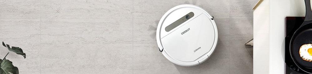 Ecovacs Deebot Robot Vacuums