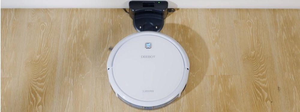 Ecovacs Deebot N79W+