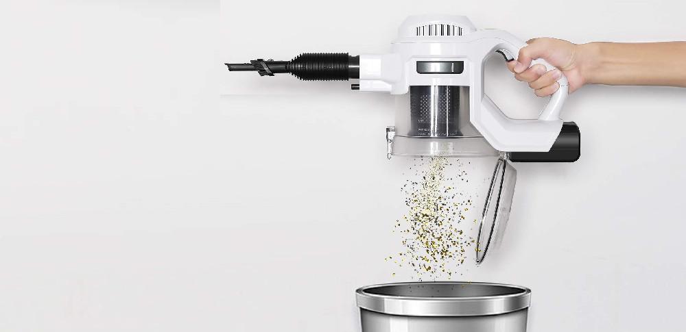 MOOSOO Cordless Vacuum Cleaner 2-in-1