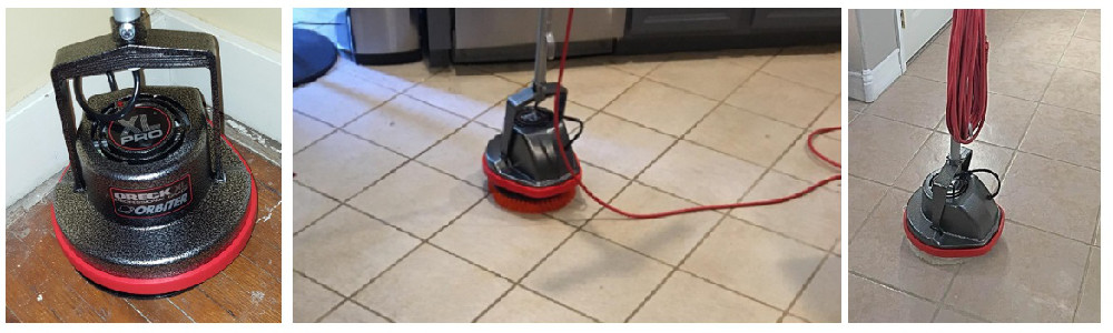 Review of the Oreck Commercial ORB550MC Floor Machine