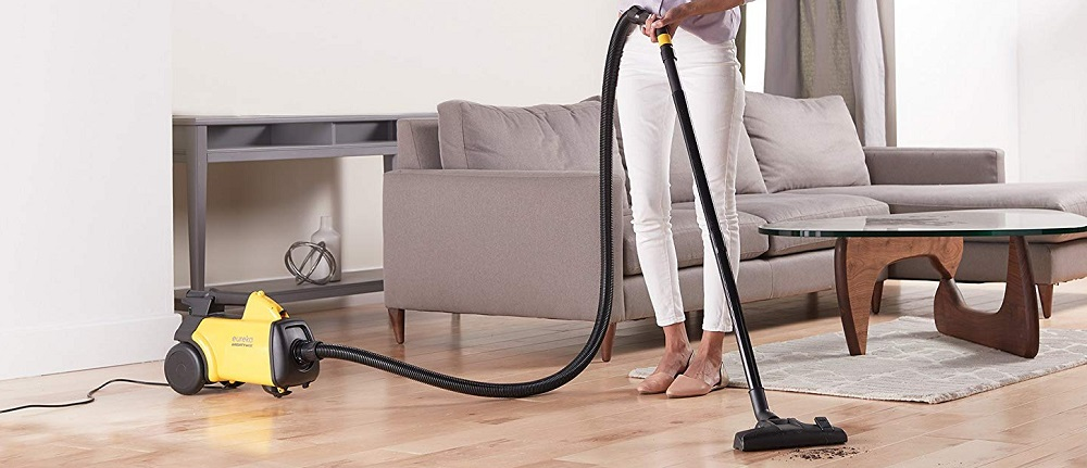 HEPA Canister Vacuums