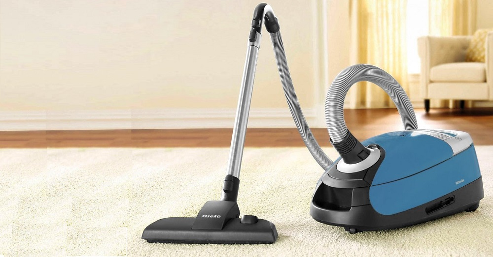 Canister Vacuum with filter