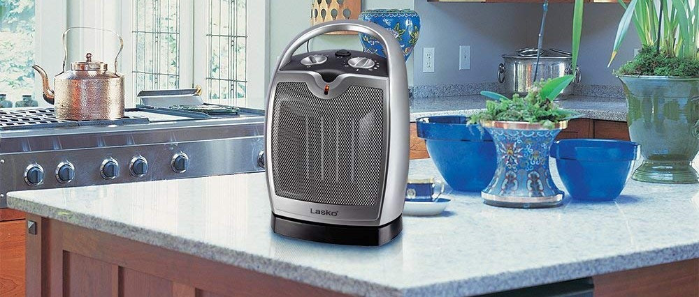 AmazonBasics vs. Lasko 5409 Heater