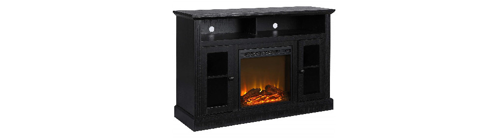 Ameriwood Home Chicago Fireplace