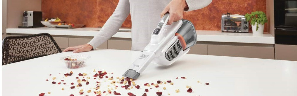 Black+Decker Dustbuster AdvancedClean+ Review
