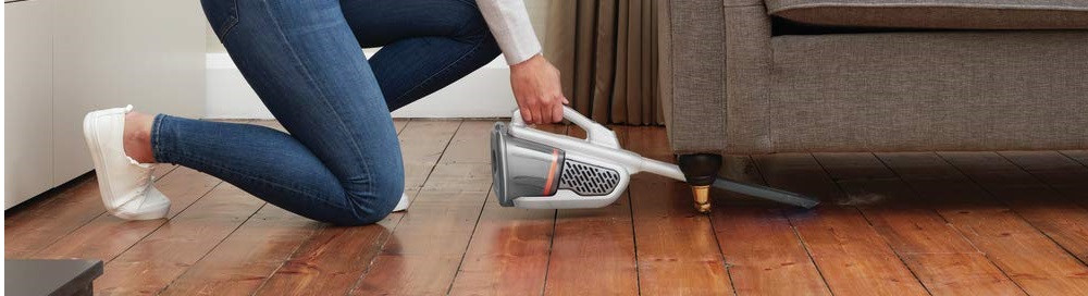 Black+Decker HHVK320J10 Dustbuster AdvancedClean+