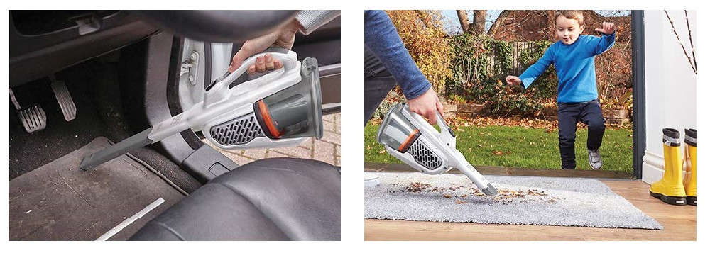 Black+Decker Dustbuster AdvancedClean+