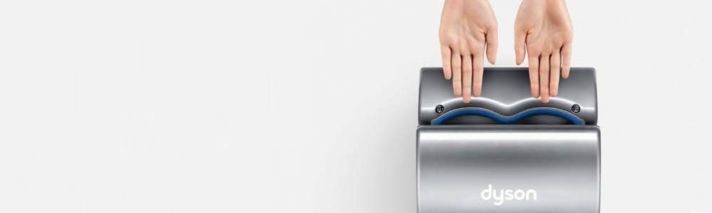 Dyson 304663-01 Air Blade dB AB14-G-HV Hand Dryer Review