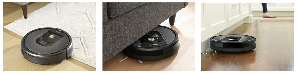 iRobot Roomba 891 vs. 960
