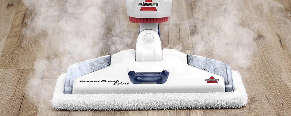 Bissell 1806 Deluxe Steam Mop