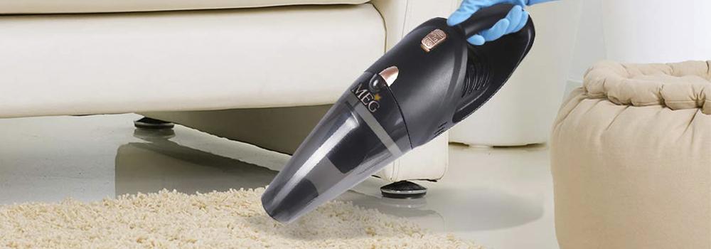 MEG Rechargeable Handheld Car Vacuum