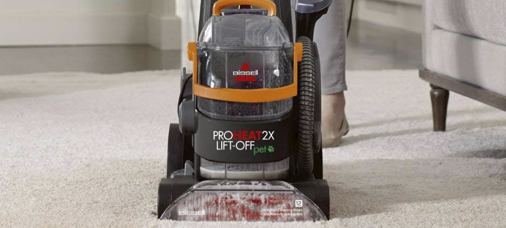 Bissell ProHeat 2X 15651 Carpet Cleaner Review