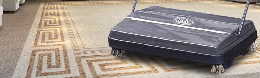What is the difference between a vacuum and a sweeper?