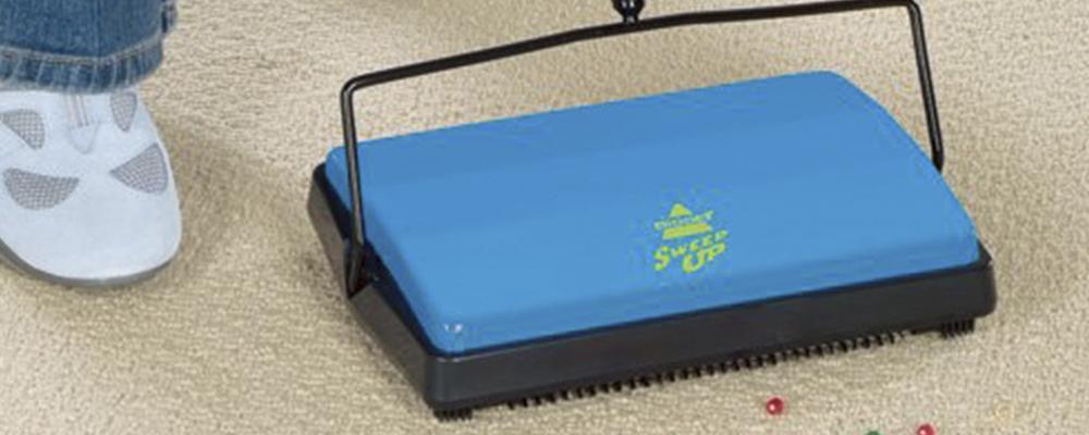 commercial floor sweeper