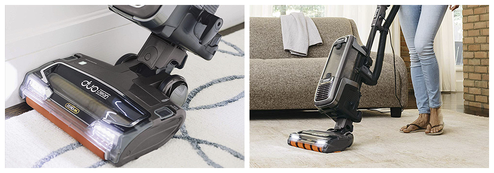 Upright Vacuum for Floors