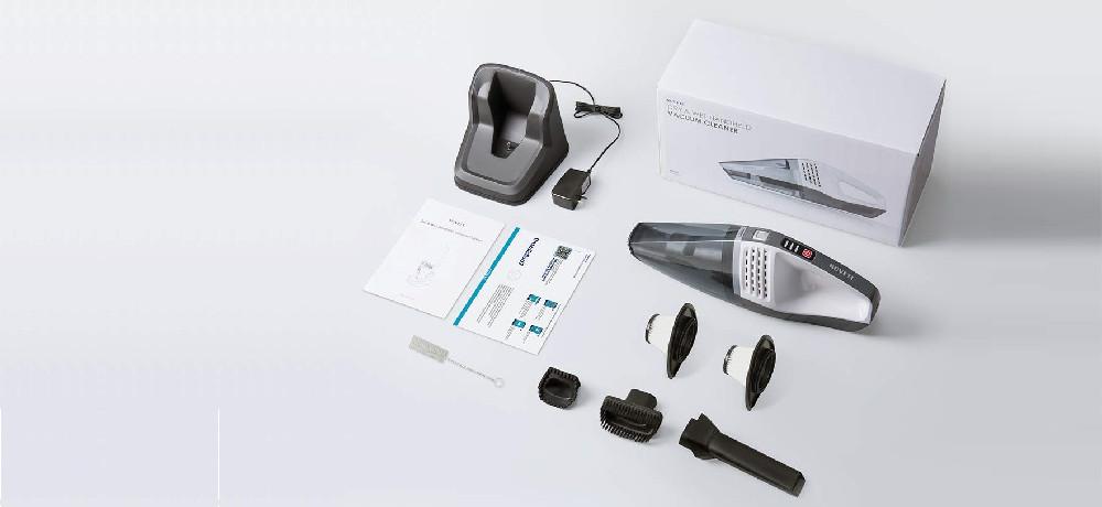NOVETE Handheld Vacuum Cleaner