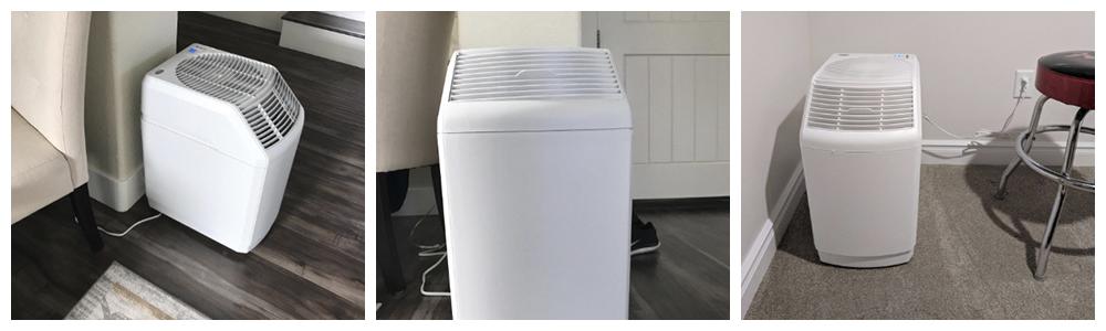 AIRCARE 831000 Humidifier