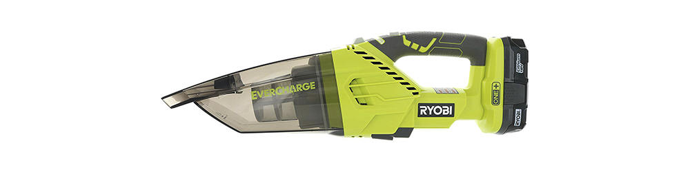 Ryobi P714K One plus Wall Mounted Dry Hand Vacuum Kit