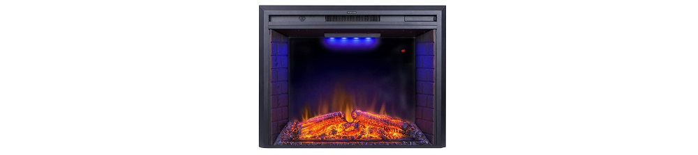 Flameline 33'' Roluxy Electric Fireplace Insert Review