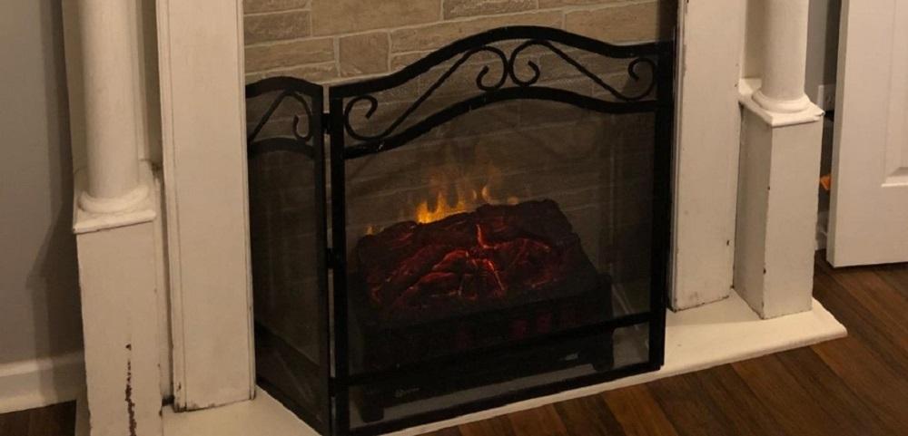 VIVOHOME 110V Electric Fireplace Insert