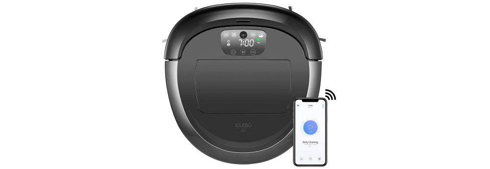 iClebo O5 Robot Vacuum with Smart Camera Mapping Review