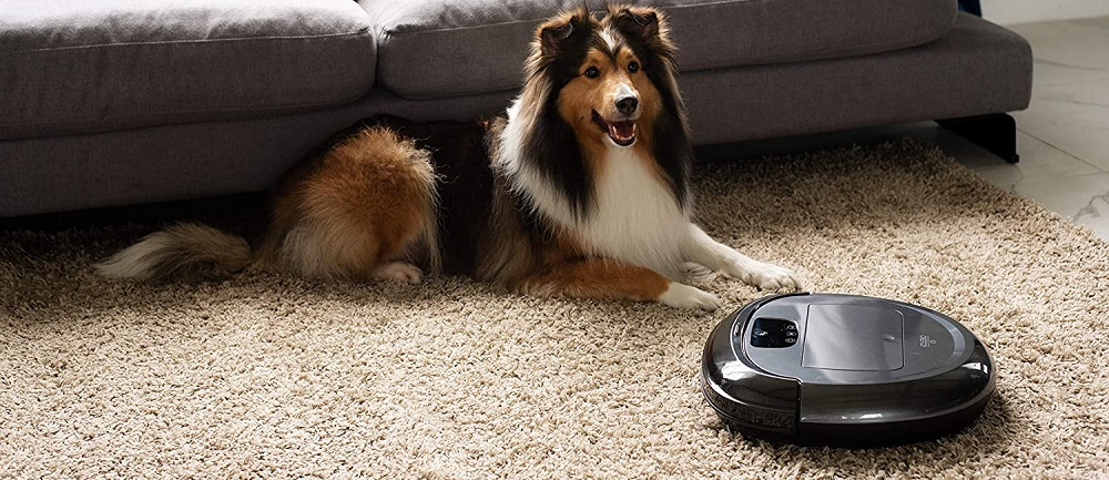 Robot Vacuum with Camera
