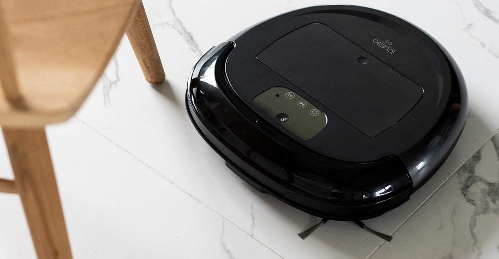 iClebo O5 Robot Vacuum with Smart Camera Mapping
