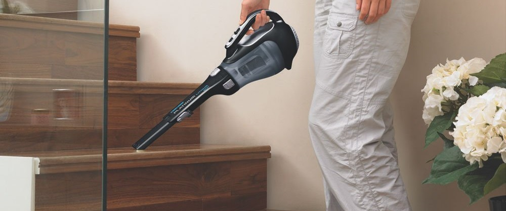 BLACK+DECKER BDH2000L Handheld Vacuum