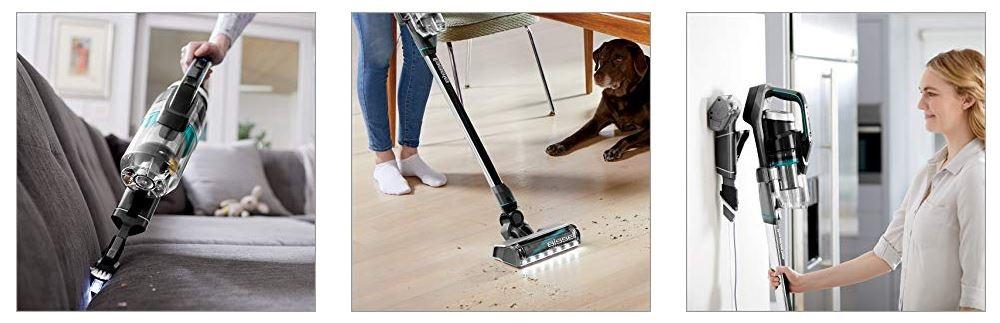 Bissell, 22889 ICONpet Cordless Stick Vacuum