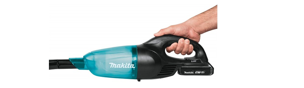 Makita XLC02R1B 18V LXT Stick Vacuum Review
