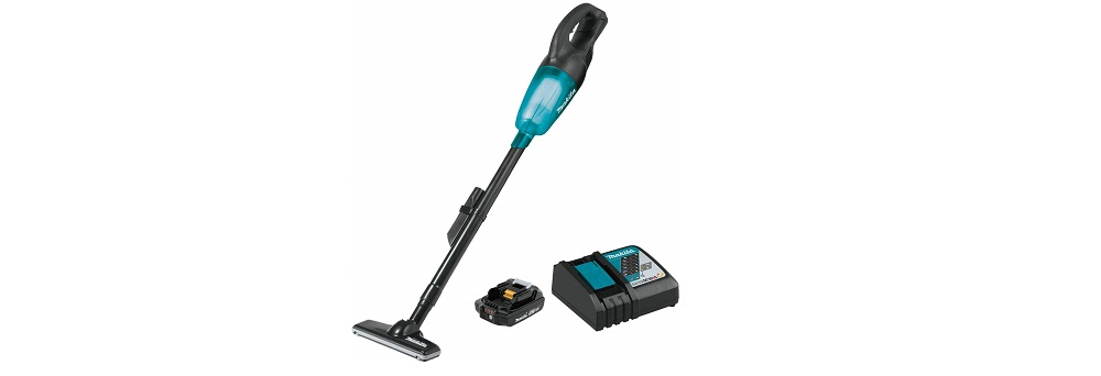 Makita XLC02R1BCordless Vacuum Review