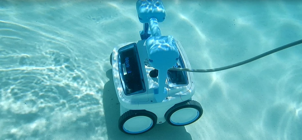 Aquabot ABREEZ4WD Robotic Pool Cleaner