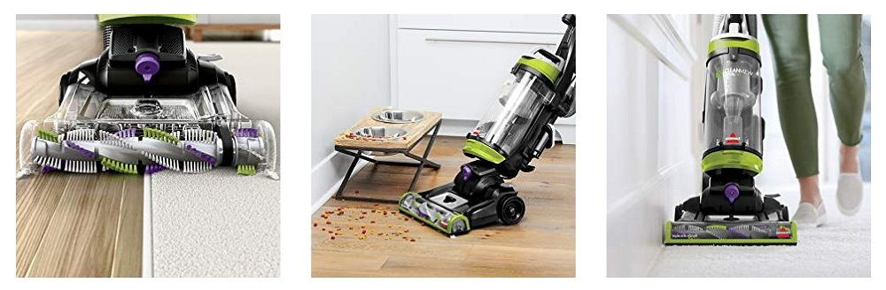 BISSELL Cleanview 2252 Uprigth Vacuum Review