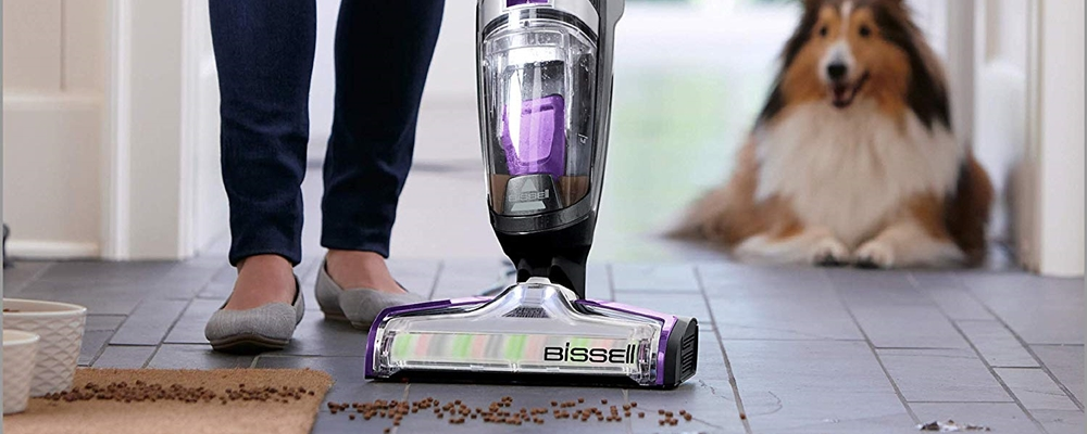BISSELL Crosswave Pet Pro All in One Wet Dry Vacuum 2306A Review