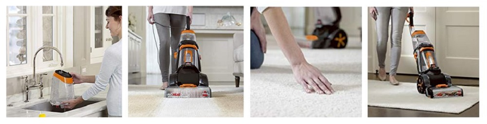 BISSELL 1548F Carpet Cleaner